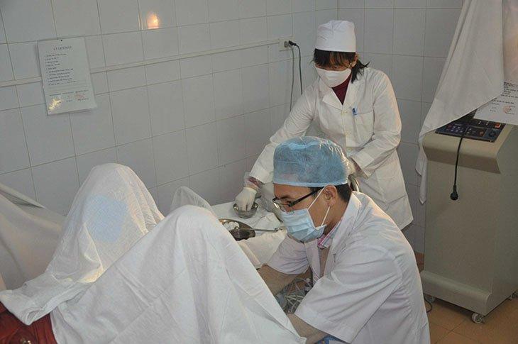 Đột viêm âm đạo là một phương pháp chữa phổ biến hiện nay