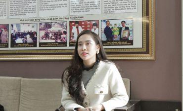 Hình ảnh bạn Nhật tại nhà thuốc Đỗ Minh Đường tôi