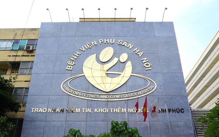 Chữa viêm lộ tuyến tại Bệnh viện Phụ sản Hà Nội