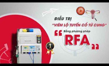 Phương pháp RFA điều trị viêm lộ tuyến mang lại hiệu quả cho người dùng không?