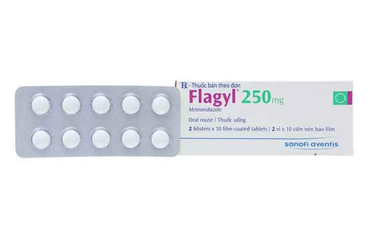 Thuốc tây chữa viêm lộ tuyến độ 1