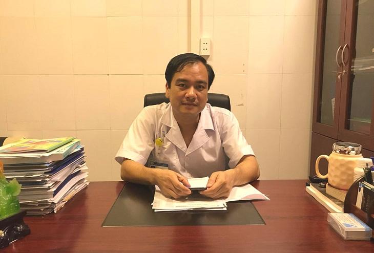 Bác sĩ Thắng đã từng tốt nghiệp bác sĩ chuyên khoa II và có nhiều kinh nghiệm về chữa viêm lộ tuyến