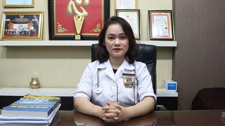 Bác sĩ Ngô Thị Hằng - Chuyên gia Phụ khoa tại Nhà thuốc Đỗ Minh Đường là bác sĩ chữa viêm lộ tuyến giỏi