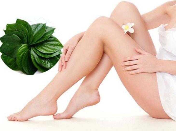 Chị em có thể sử dụng những loại thảo dược tự nhiên để tiến hành ngâm rửa hoặc xông hơi vùng kín