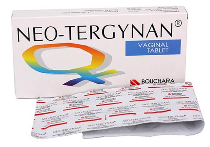 Neo Tergynan trị viêm lộ tuyến hiệu quả