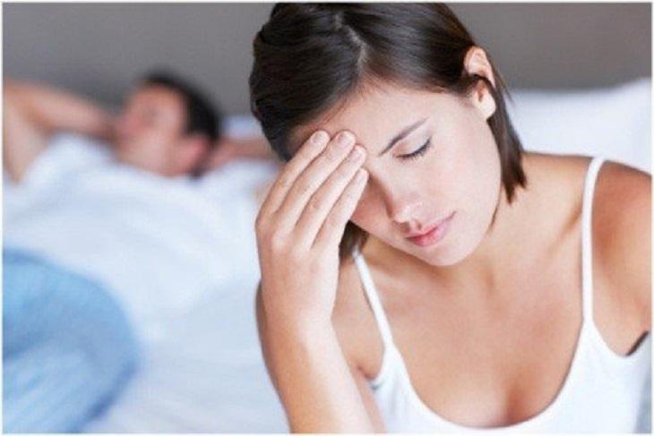 Tình trạng estrogen thấp hoặc progesterone quá cao có thể là nguyên nhân gây khiến các mô khó phát triển