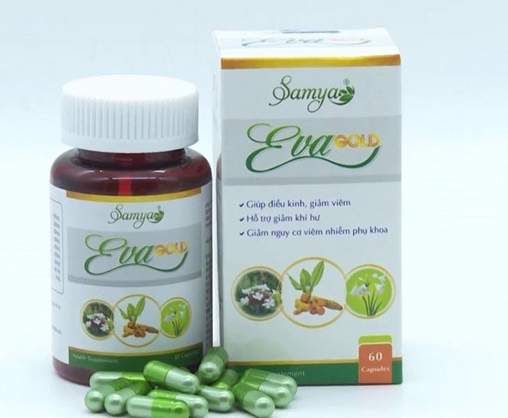 Samya trị viêm lộ tuyến dạng viên uống