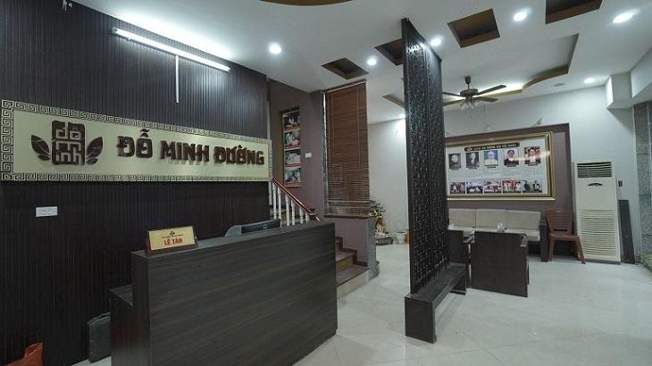 Nhà thuốc Đỗ Minh Đường là địa chỉ khám chữa viêm âm đạo tốt ở Hà Nội