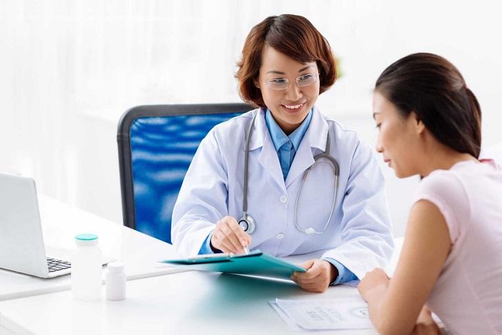 Lưu ý khi điều trị viêm cổ tử cung