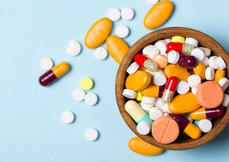 Các loại thuốc Tây y sẽ giúp cải thiện nhanh chóng các triệu chứng khó chịu mà người bệnh đang gặp phải
