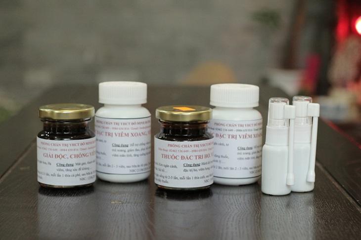 Bài thuốc nam gia truyền chữa viêm xoang của dòng họ Đỗ Minh sẽ giúp điều trị bệnh triệt để