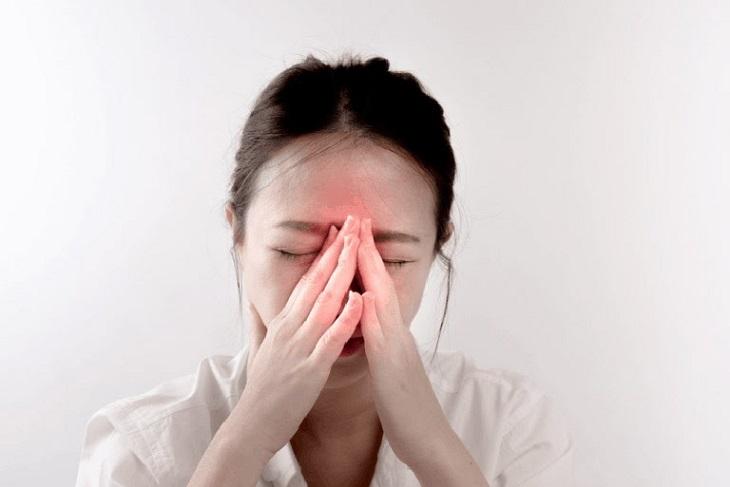 Viêm xoang dị ứng là một trong những bệnh hô hấp không hiếm gặp
