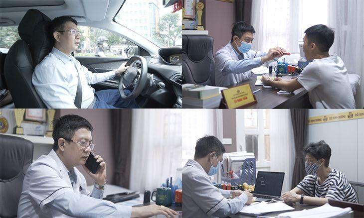 Một ngày làm việc của tôi tại Đỗ Minh Đường