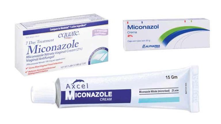 Thuốc Miconazole