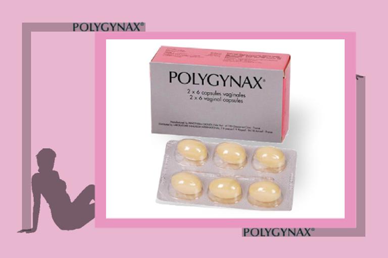 Thuốc trị nấm Candida Polygynax