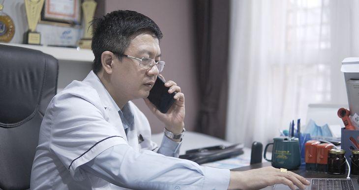 Nhiều quý ông nhắn tin, gọi điện đến tôi cần tư vấn về bệnh tiền liệt tuyến