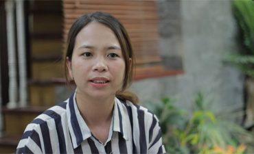 Mẹ bầu Sâm chia sẻ tại nhà thuốc Đỗ Minh Đường