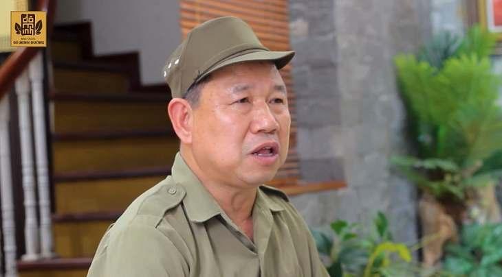 Chú Nguyễn Xuân Bình