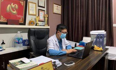 Hoạt động thăm khám tại nhà thuốc Đỗ Minh Đường Hà Nội vẫn diễn ra bình thường